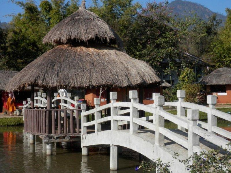 015 Chinesisches Dorf bei Pai 3