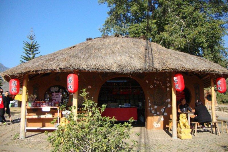 017 Chinesisches Dorf bei Pai 5