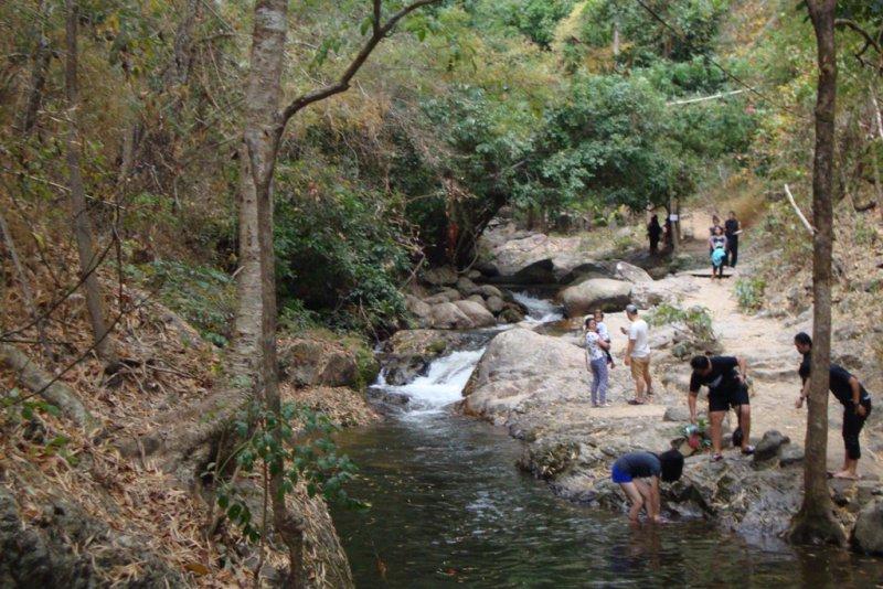 035 heisse Quellen Chaesorn bei Lampang 1