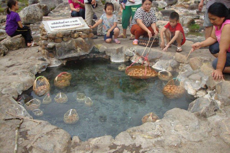 036 heisse Quellen Chaesorn bei Lampang 2