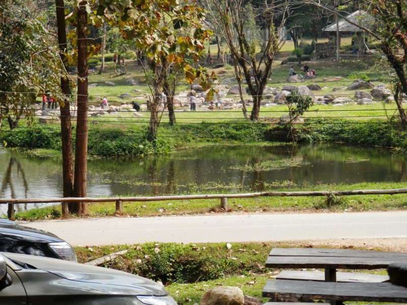 038 heisse Quellen Chaesorn bei Lampang 4