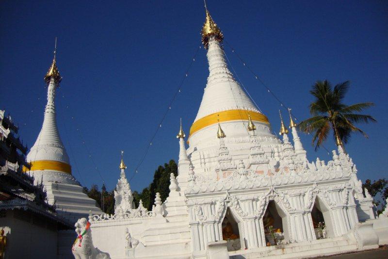 083 Wat Phrathat bei Mae Hong Son 3