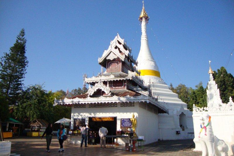 084 Wat Phrathat bei Mae Hong Son 4