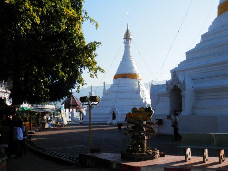 086 Wat Phrathat bei Mae Hong Son 6