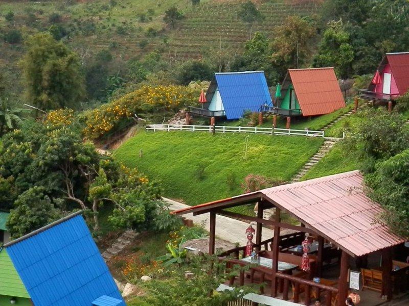 091 Royal Project auf dem Doi Mon Cham bei Mae Rim 1