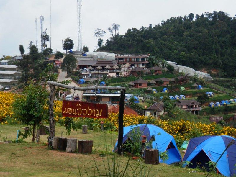 097 Royal Project auf dem Doi Mon Cham bei Mae Rim 7