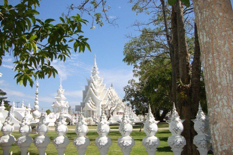 147 weisser Tempel Wat Rong Khun bei Chiang Rai 5